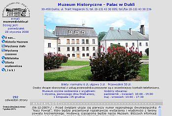 Serwis Muzeum w Dukli